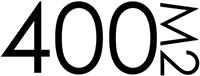logo 400m2