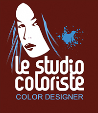 logo Le Studio Coloriste - Color designer