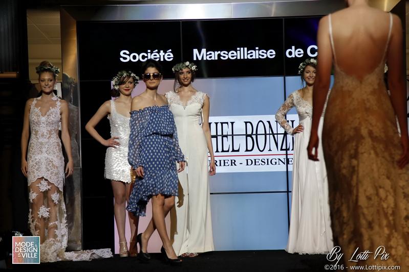 Mode et Design en ville 2ème édition - Société Marseillaise de Crédit - 2016