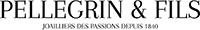 logo Pellegrin et fils - Joaillers des passions depuis 1840