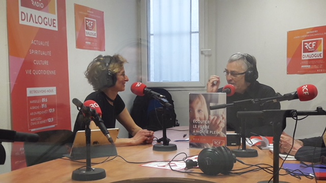 Interview Marie-Pierre cartier Radio Dialogue 12 mars 2018