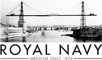 logo Royal Navy