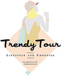logo Trendy Tour - Lifestyle and shopping