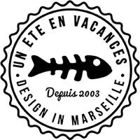 logo Un été en vacances - Design in Marseille - Depuis 2003