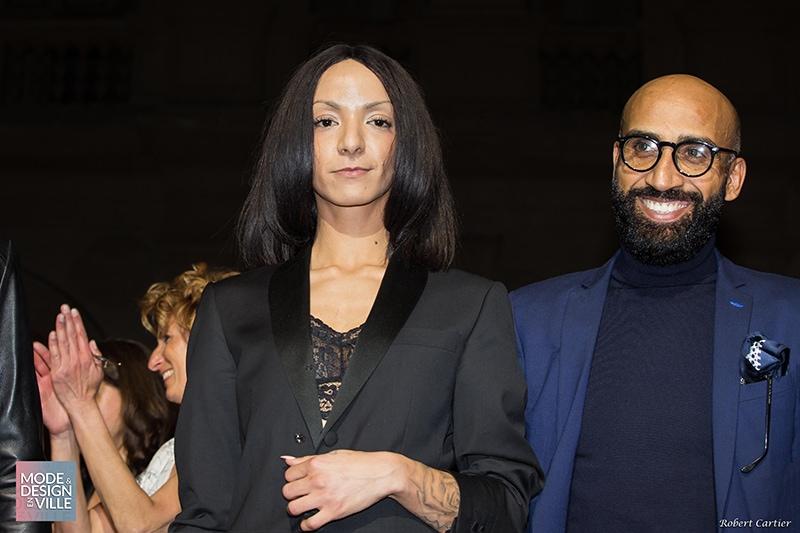 Défilé Mode et Design en ville 5ème édition - Palais de la Bourse - 2019