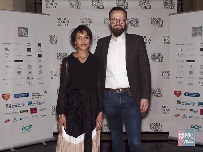 Mode et Design en ville 5ème édition - Palais de la Bourse - 2019
