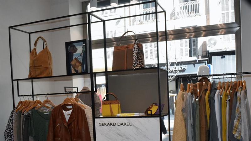 semaine mode et design 2019 Gérard Darel