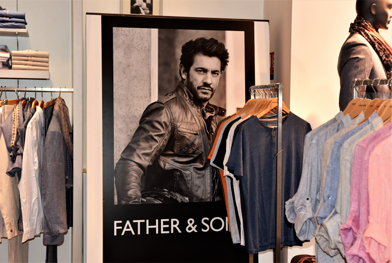 semaine mode et design 2019 Father & Sons