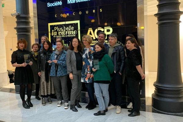 ACP prix Plus belle la vitrine Marseille