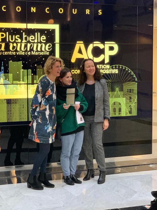 ACP marie-pierre cartier caroline baron boutique rose