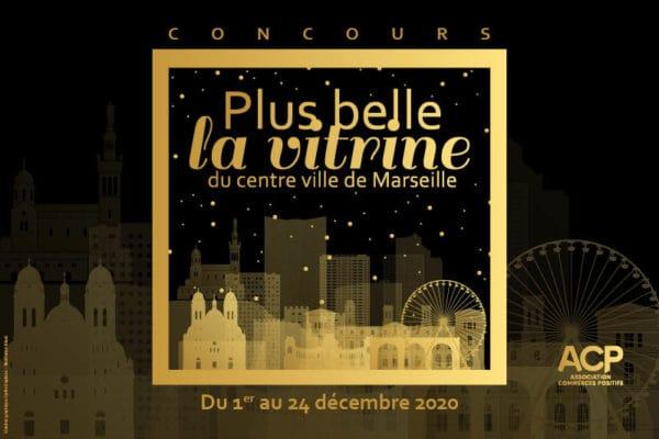 Concours Plus belle la vitrine du centre ville de Marseille 2020